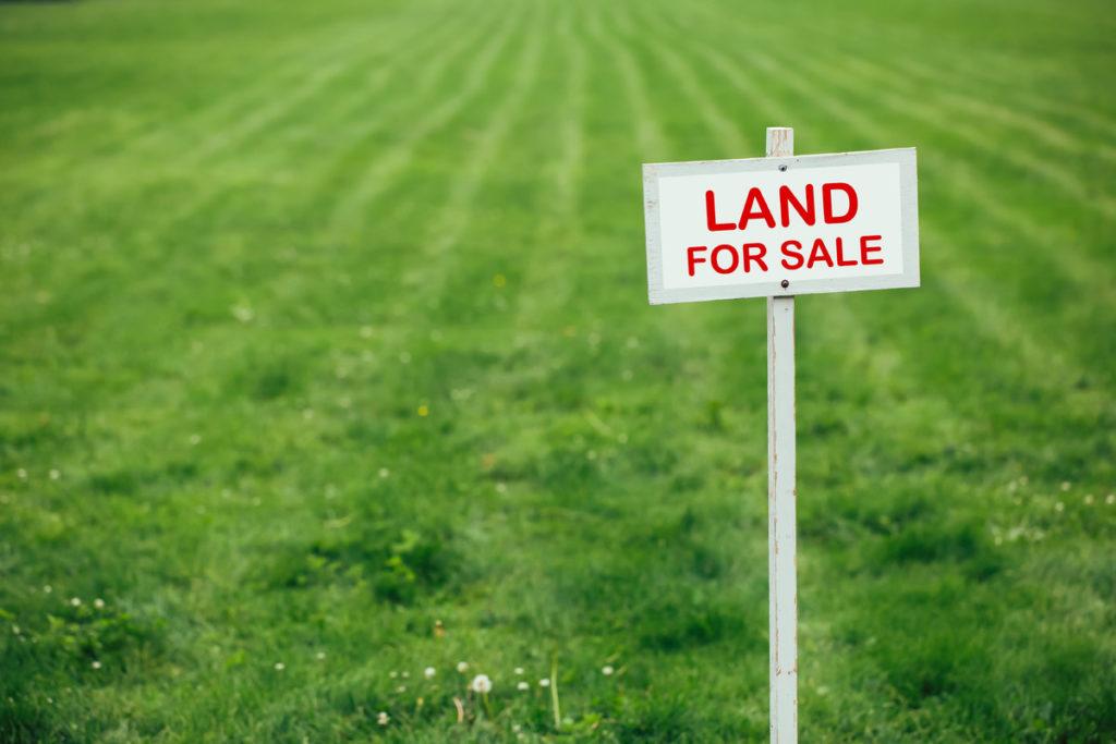 jual tanah murah
