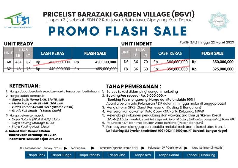 barazaki garden village