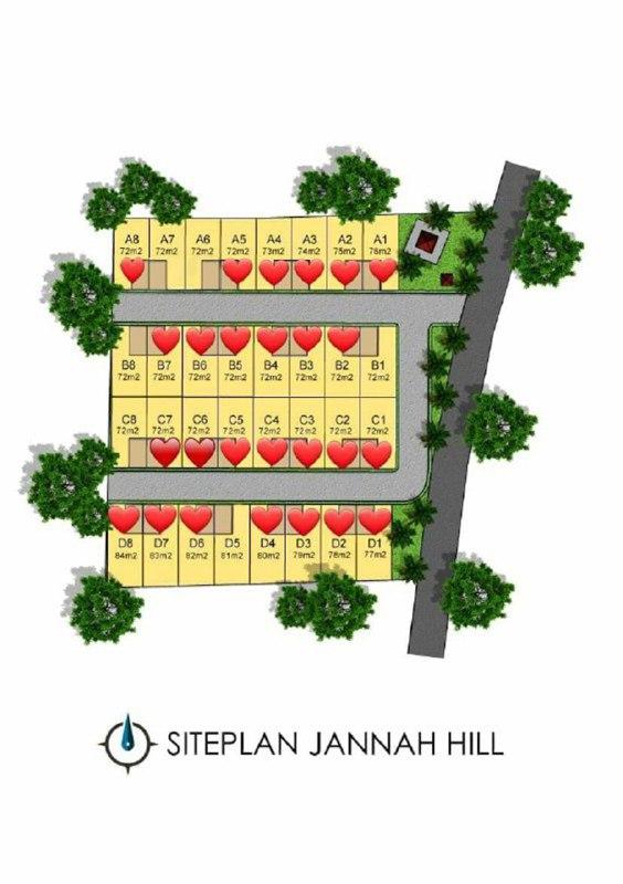 jannah hill citayam bogor