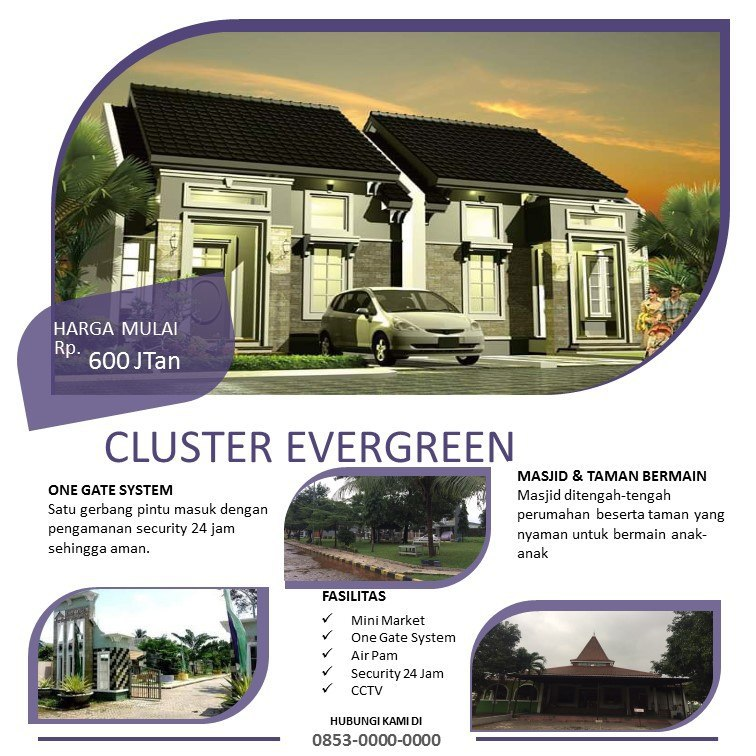 cluster evergreen