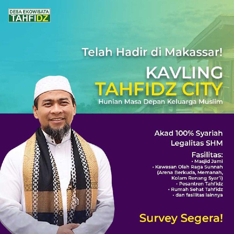 Desa Ekowisata Tahfidz Makassar