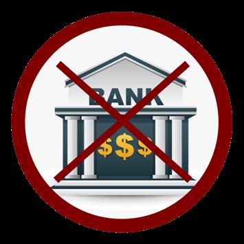 tanpa bank