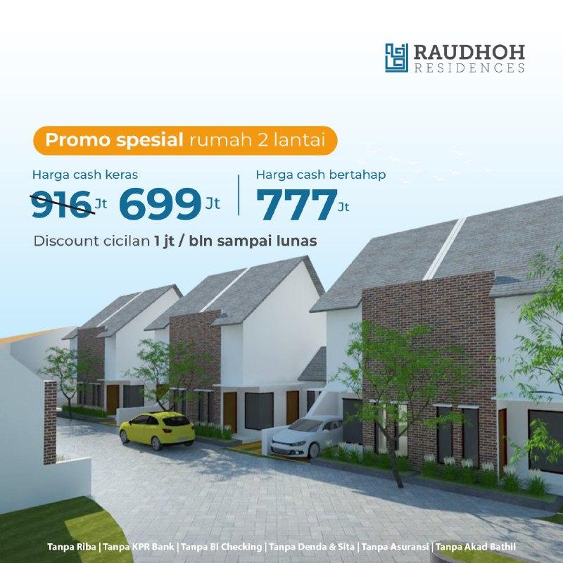 Raudhoh Residences