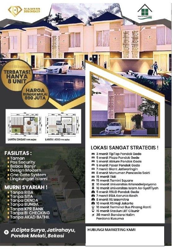 Diamond Residence Bekasi