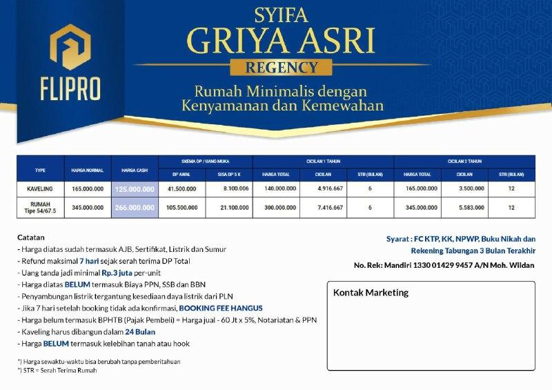 Syifa Griya Asri